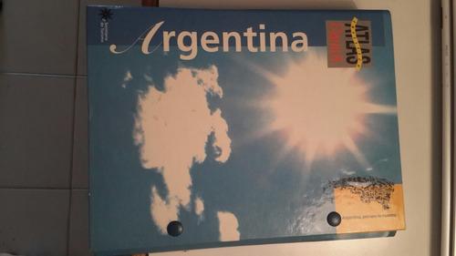 atlas turistico clarin de argentina completo