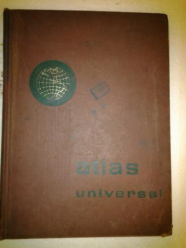 atlas universal ilustrado, 1971, completo, caba