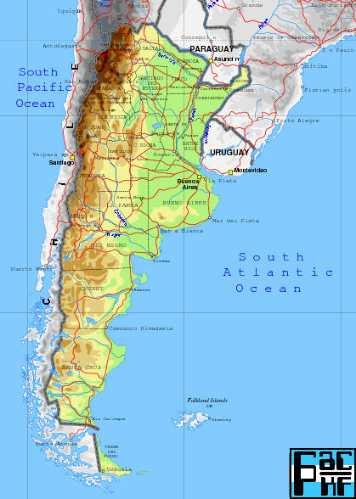 Atlas Vectorizado Mapa Vectorial Fisico Politico Continente 99