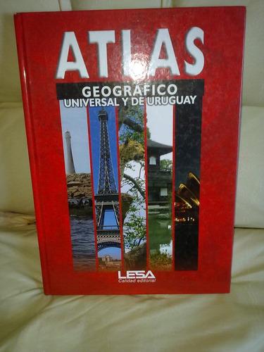 atlas,completo,nuevo