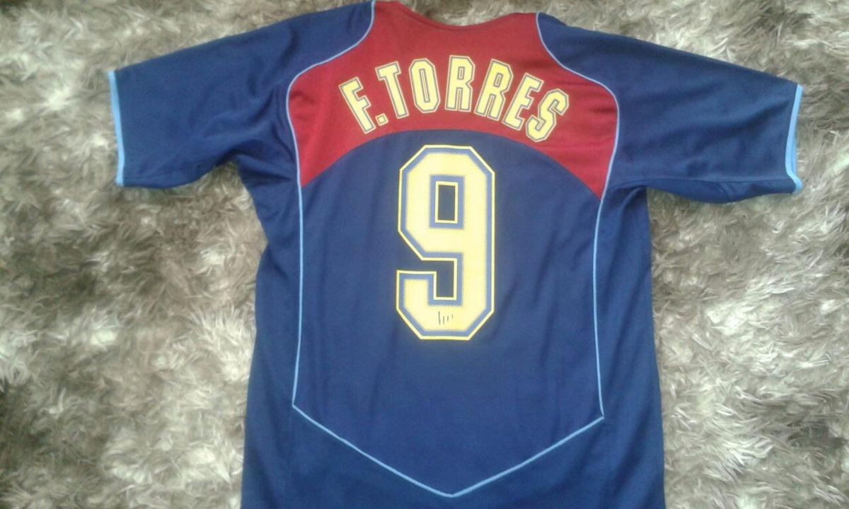 Camisa Atletico De Madrid - Spider Man 2  9 Fernando Torres - R  349 ... 8e4d5ab41409d