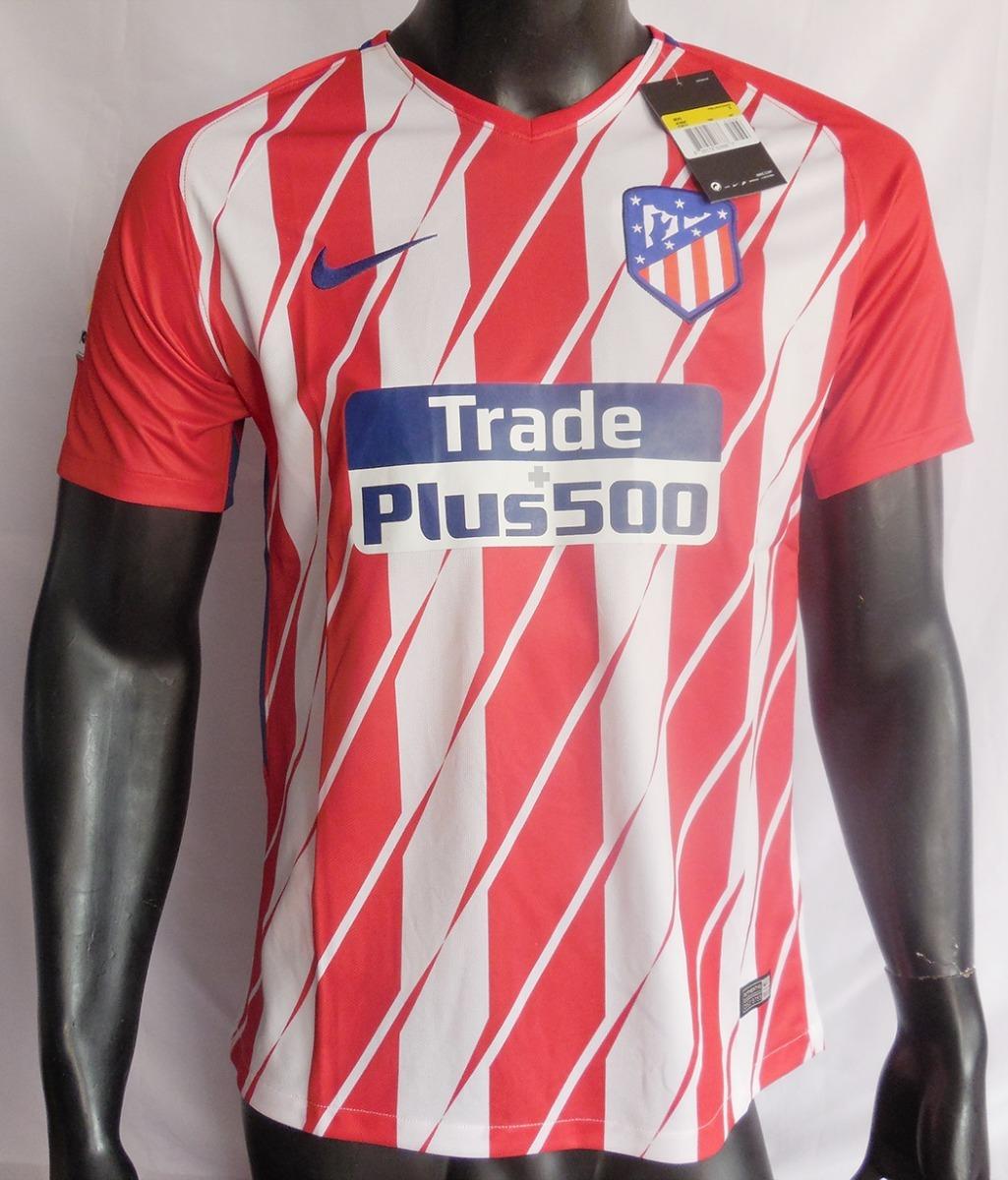 atletico madrid camiseta 2017 2018 home nike. Cargando zoom. 62f5e661316f1