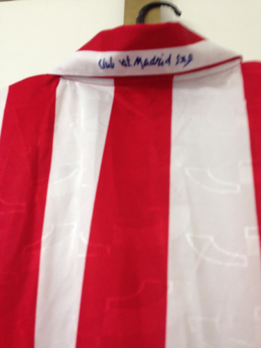 atletico madrid, jersey