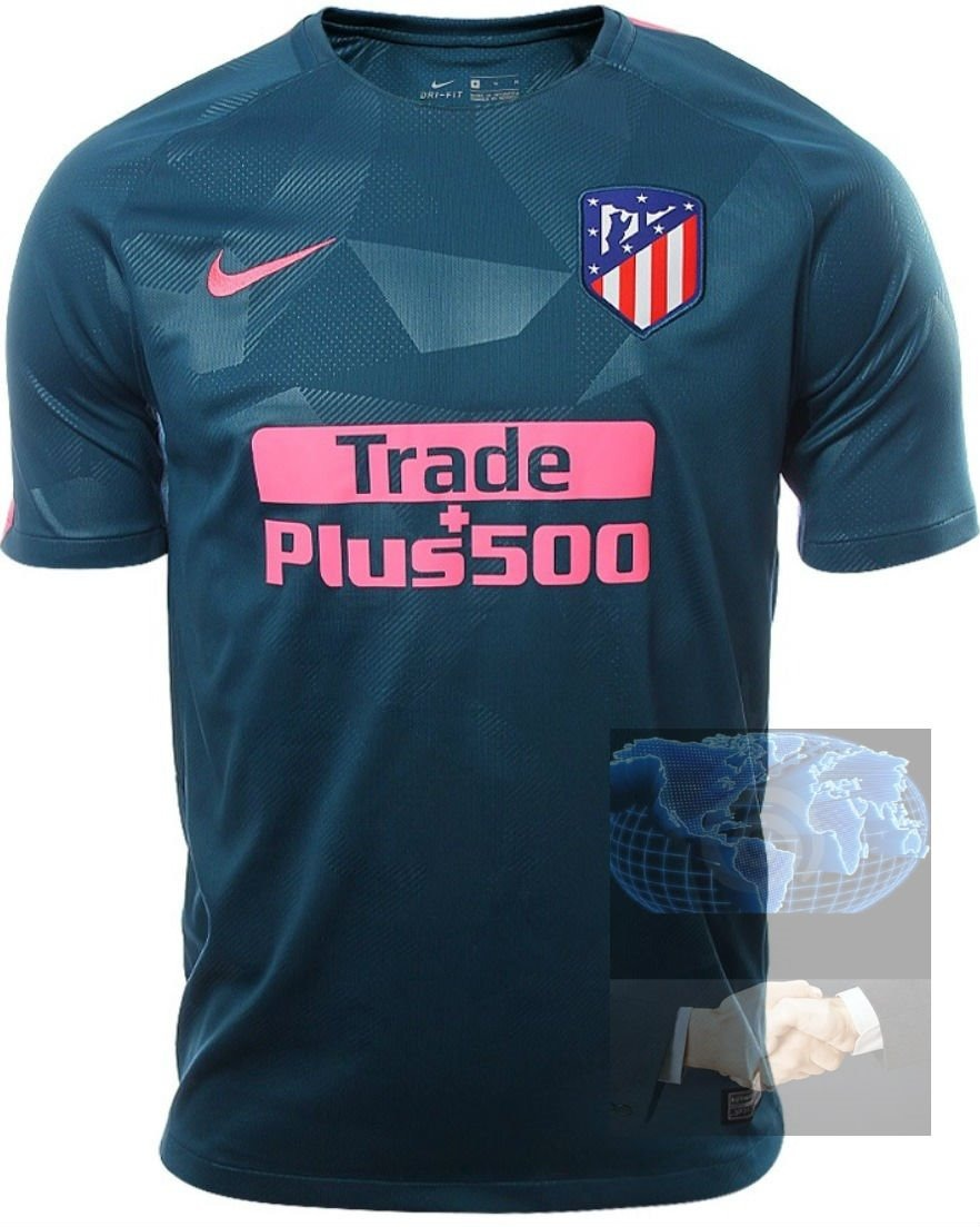 ... blanco local nike roja · jersey atletico madrid · atletico madrid  jersey. Cargando zoom. bb82a3a55a90d
