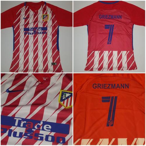 33b96974d2a92 Camiseta Futbol Atletico Madrid Griezmann 7 De Niño Talle14 -   379 ...