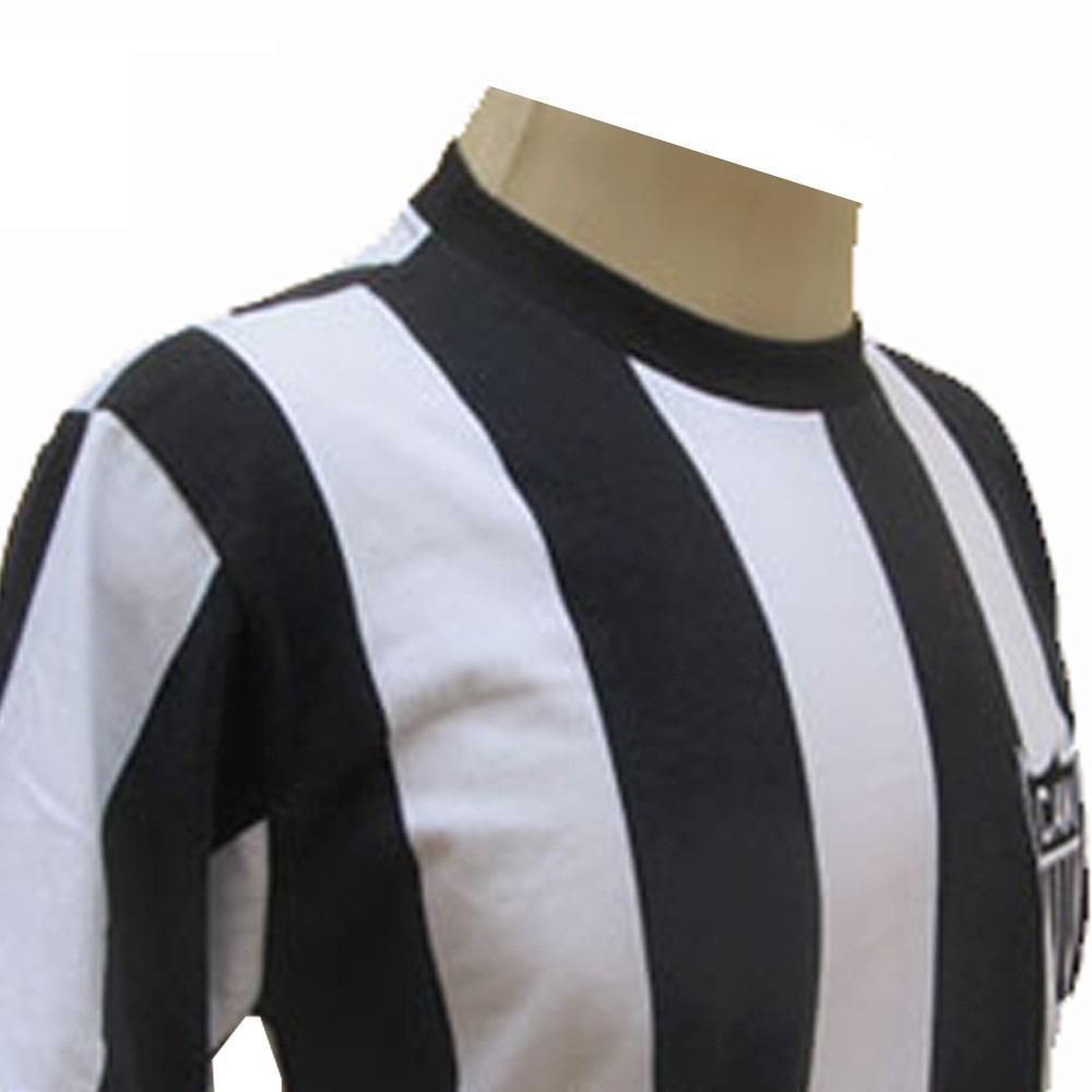 6dcd133f4e Carregando zoom... camisa retro do atletico mineiro mg 1971 listrada  9
