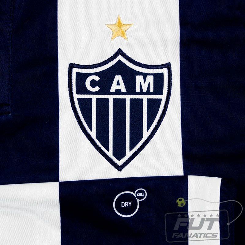Camisa Puma Atlético Mineiro I 2015 9 Lucas Pratto - R  219 0312b2a560b45