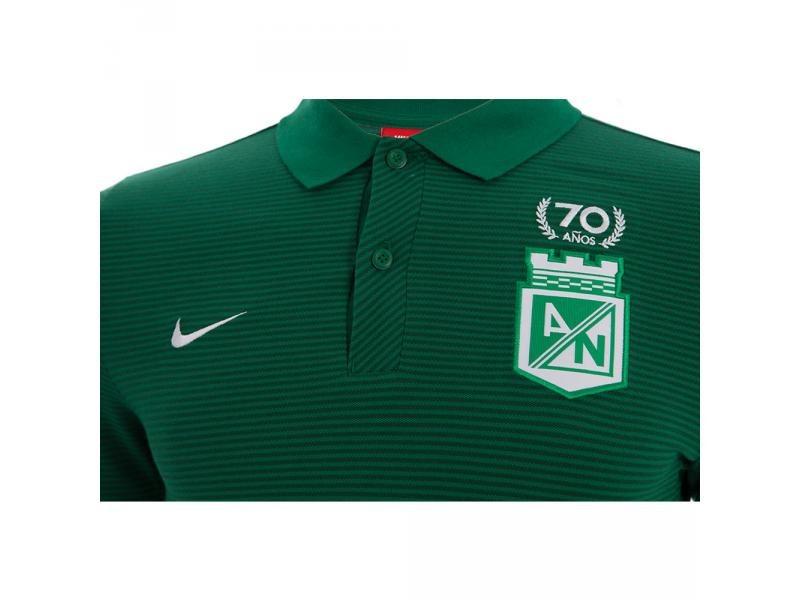 58238361e3d9c Camiseta Tipo Polo Atlético Nacional 2017 Nike -   139.900 en ...