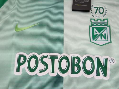 atlético nacional camiseta