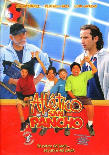 atletico san pancho pelicula dvd