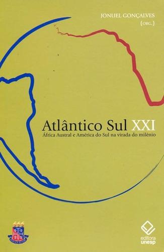atlântico sul xxi - gonçalves, jonuel