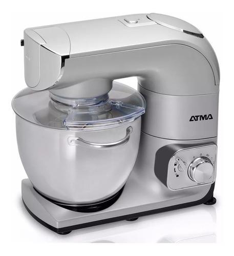 atma bp8755e batidora amasadora metalica bowl 5.5 lts 1200w