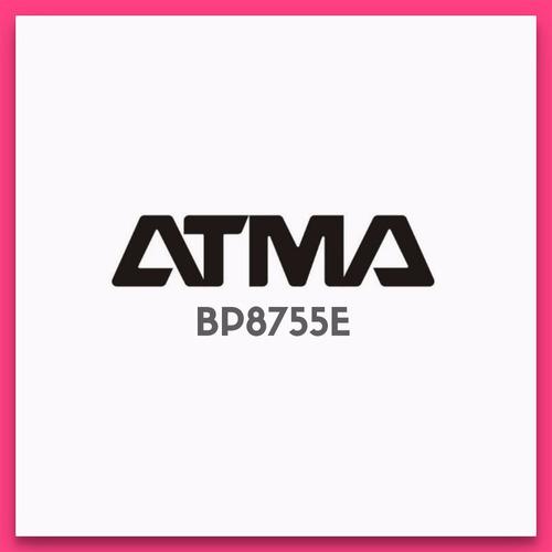 atma bp8755e batidora amasadora metalica bowl 5.5 lts 1200w!