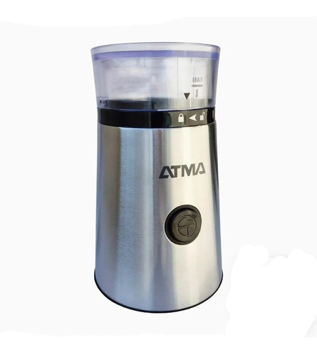 atma mc8141n molinillo de cafe acero inox 60 grs 150w