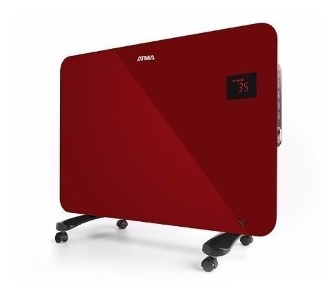atma panel calefactor rv1516re rojo
