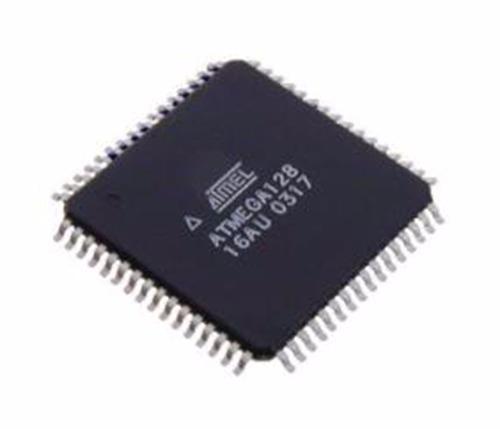 atmega128a-au tqfp64 atmel atmega128a qfp flash programable