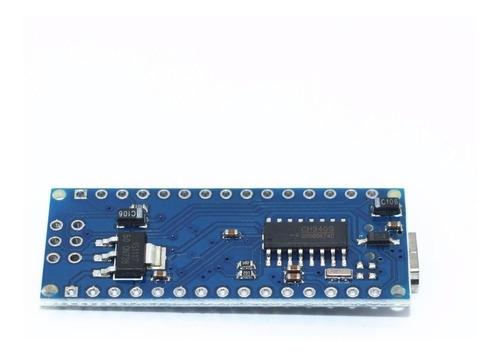atmega328p com o bootloader nano 3.0 compativel ch340