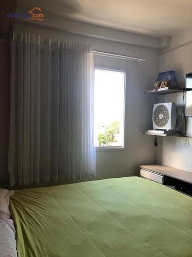 ato vila adyana 2 dorm com 2 vagas - ap5452