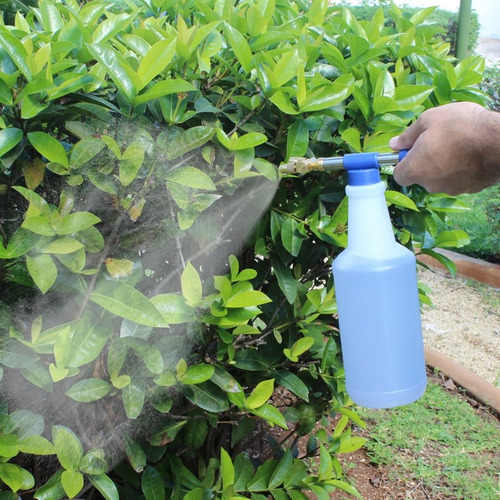 atomizador con doble punta para huertos orgánicos