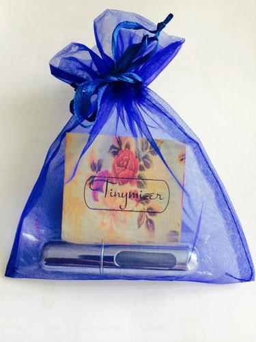 atomizador spray recargable 5ml perfume splash mujer secret