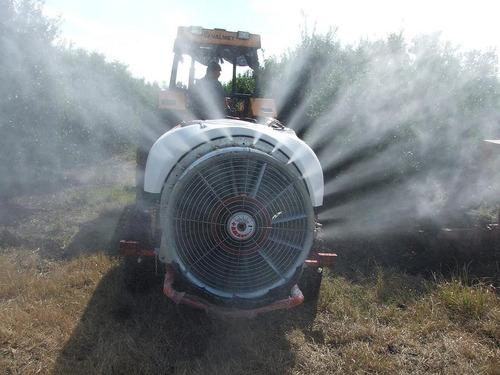 atomizadora agrional 2.000 lts maquinaria agrícola