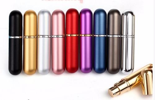 atomizadores sencillos recargables para perfume, travalo