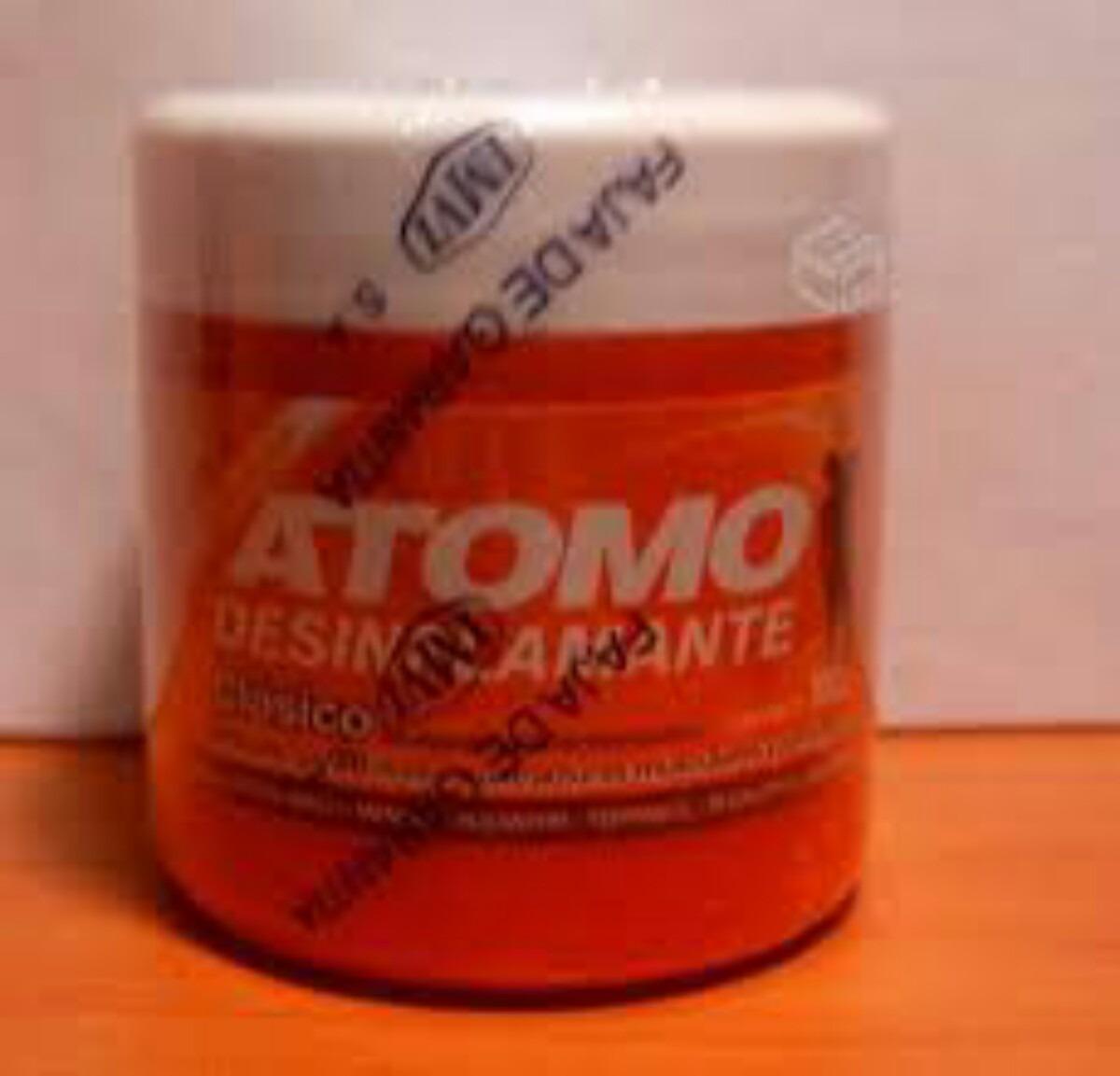 Atomo Crema Desinflamatoria Original Argentina 100 Grs