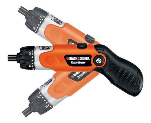 atornillador 3.6v black decker 9078 black + decker