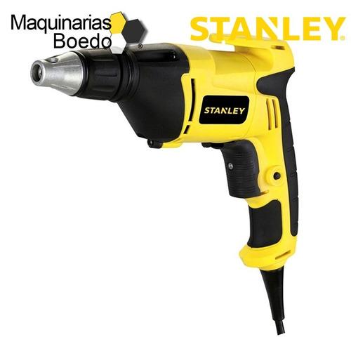 atornillador 520w drywall ajuste profundi - stdr5206 stanley