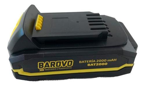 atornillador + amoladora inalámbrica + 2 baterias + cargador