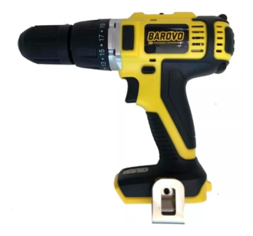atornillador+ amoladora inalámbrica barovo+ 2 bat + cargador