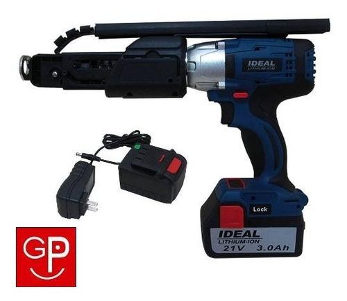 atornillador automático a batería 18a01s ideal 21v g p