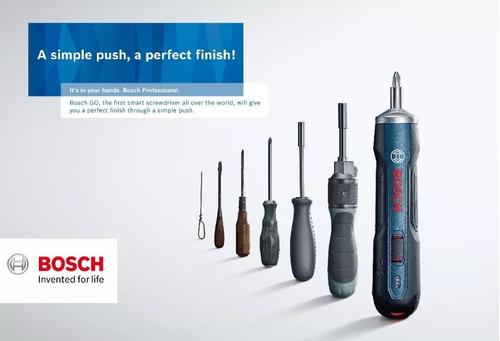atornillador bosch go 3,6v nuevo modelo!