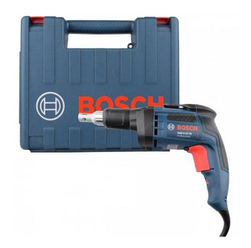 atornillador bosch gsr 6-25 te 220v  700w  1/4  0-2500rpm