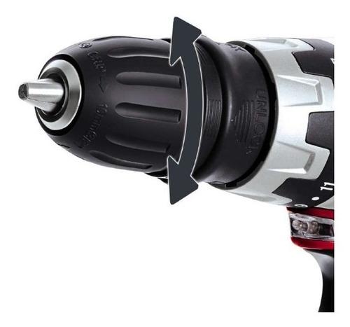 atornillador  c/maletin 12 v bateria einhell agujereadora