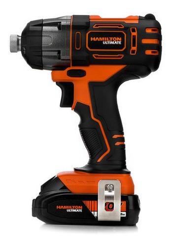 atornillador de impacto 20v hamilton ultimate ult112 cuotas