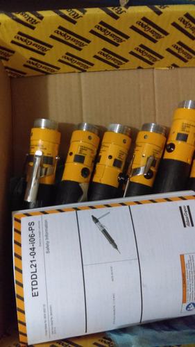 atornillador eléctrico atlas copco  etd dl21-04