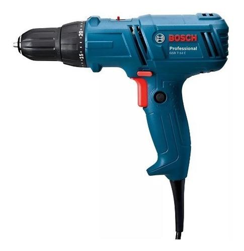 atornillador electrico taladro 400w 10mm bosch gsr 7-14 e