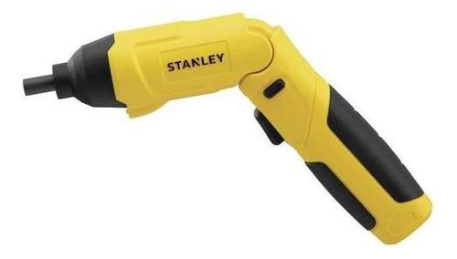 atornillador inalámbrico 4v 1/4 pg 220 rpm + 30 acc stanley