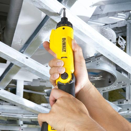 atornillador inalambrico 6v luz led ni cad dcf060 dewalt