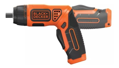 atornillador inalambrico black decker bdcs36f 3.6v litio