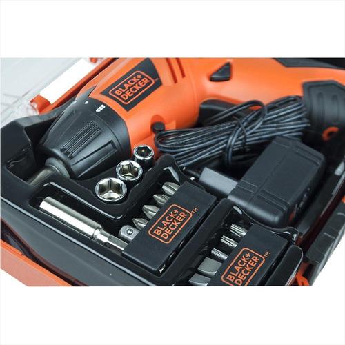 atornillador inalámbrico black decker kc4815k pivot 15 acc