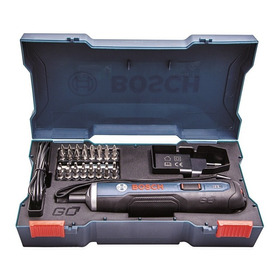 Atornillador Inalámbrico Bosch Go + 33 Accesorios