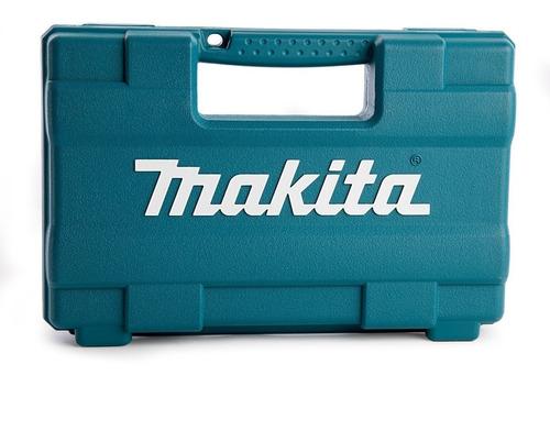 atornillador inalámbrico makita df001dw 3.6v + 81 accesorios