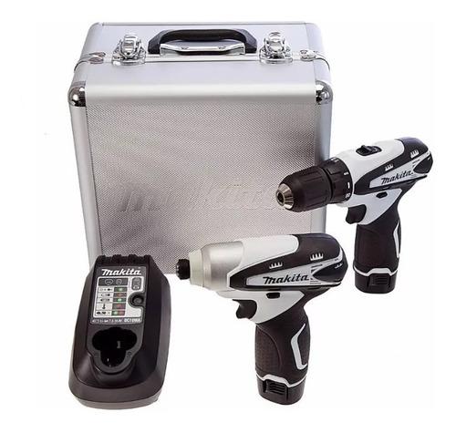 atornillador inalámbrico taladro impacto makita lct204w 10.8