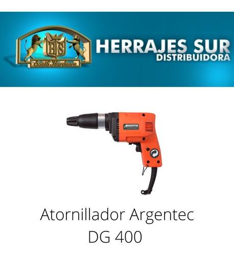 atornillador industrial  argentec dg 400 p/ placa de yeso
