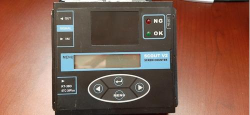 atornillador mountz (controlador y contador incluidos)