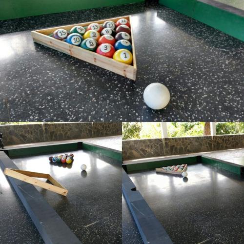 atracción infantil pool futbol snockball fiesta infantil