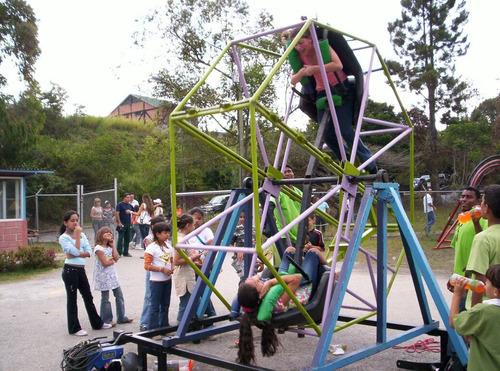 atracciones mecanicas y acuaticas para eventos