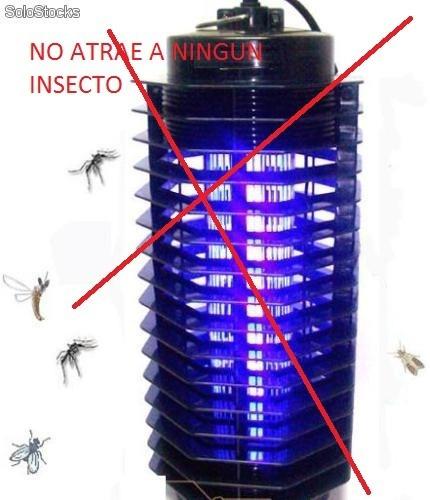 atrapa insectos electrocutor, empresas gastronomicas